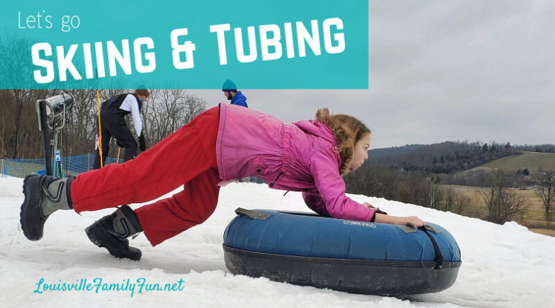 tubing near Louisville