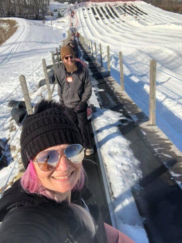 skiing Louisville