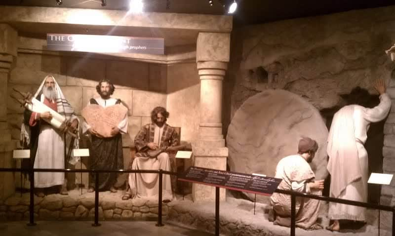 Review Of The Creation Museum Louisville Family Fun