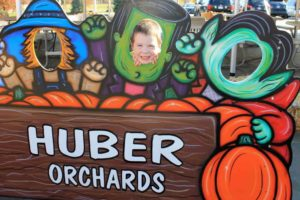 Review of Huber's Orchard, Winery and Vineyards