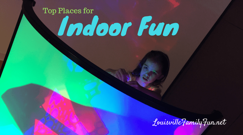 Best places for indoor fun with kids
