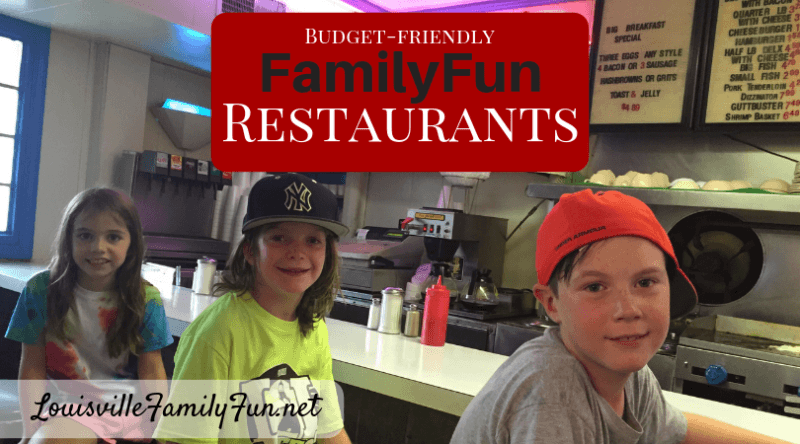 family friendly restaurants in louisville