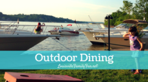 Best Outdoor Dining in Louisville, KY