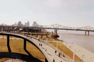 Family Bike Paths in Louisville, KY