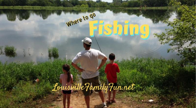 fishing in louisville
