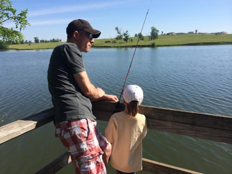 where to go fishing in louisville