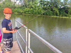 where to go fishing