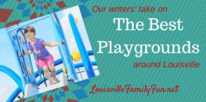 Best Playgrounds around Louisville