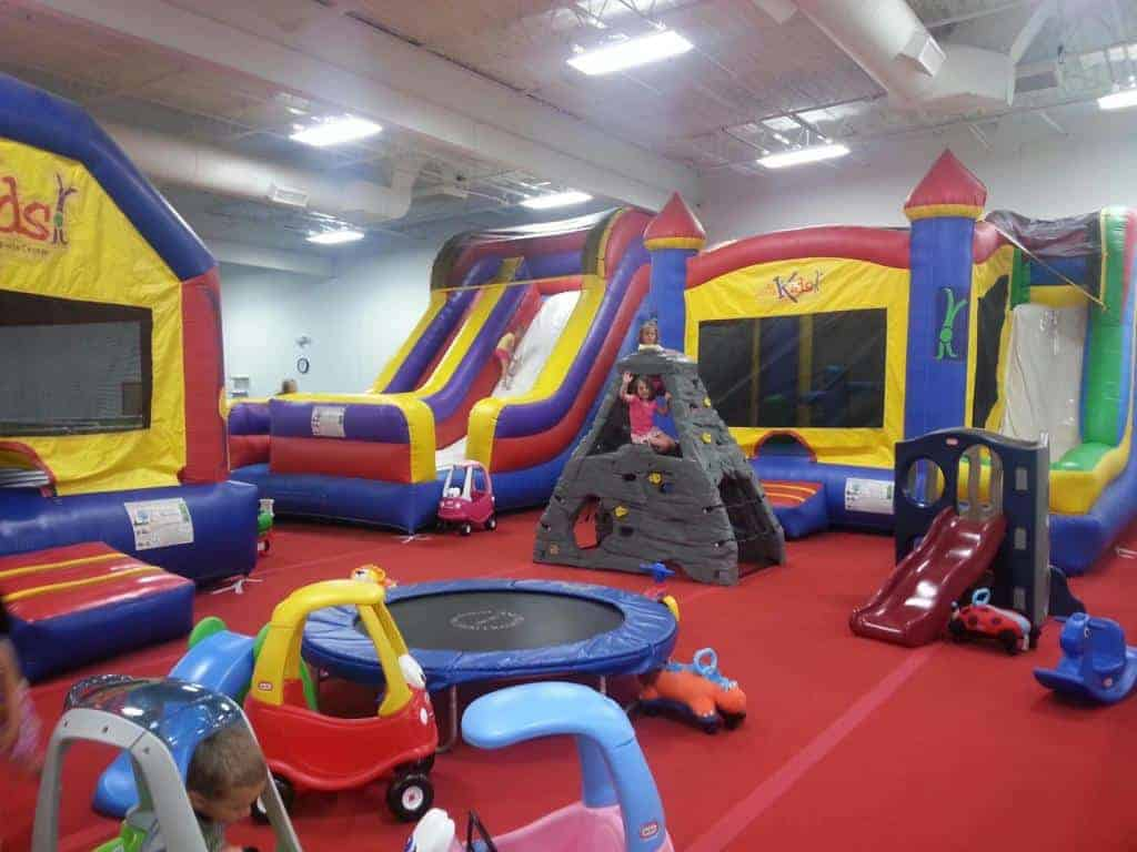 Review of All About Kids - Open Gym - Oldham County Location in ...