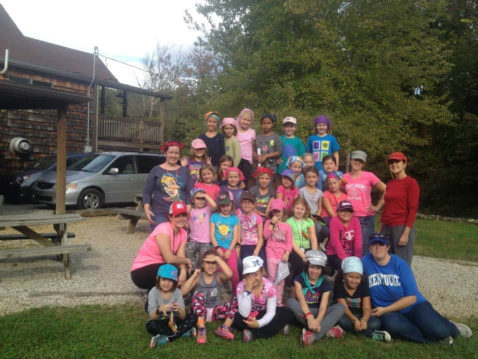 girl scouts of kentuckiana perspectives on being a troop
