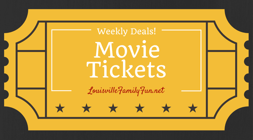 cheap movie tickets and discount deals in and around
