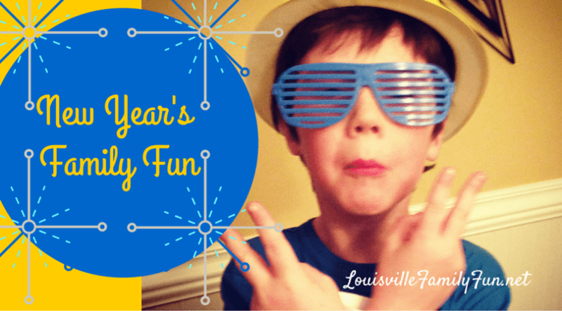 new year's even with kids Louisville