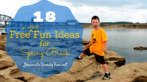 18 Free/Cheap Fun Ideas for Spring Break