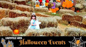 Halloween Events around Louisville