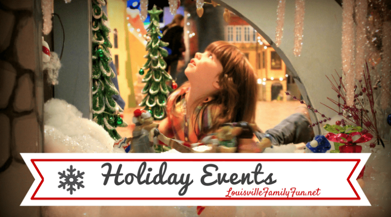 Holiday Christmas Events Louisville