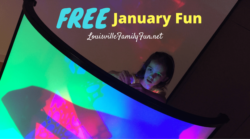 Free fun in January