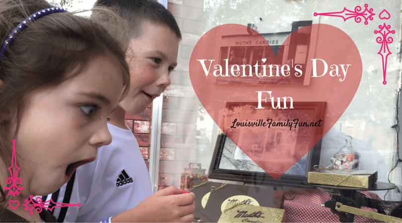 valentine's day Louisville