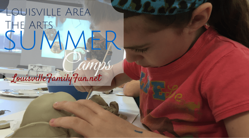 Arts summer camps Louisville