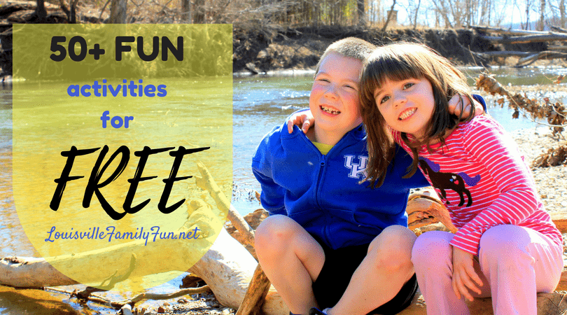 50+ FUN Things to do around Louisville for FREE