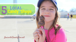 Four Local Candy Shops For Easter Candy