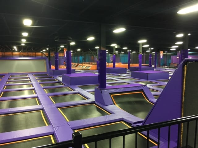 Review Of Altitude Trampoline Park In The South End Of