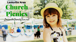 Church Picnics around Louisville - Spring and Summer