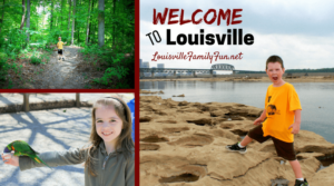 Top 10 things for families to do when they are new to Louisville