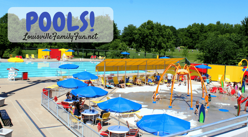 Pools Around Louisville Public Swimming Pools Summer Family Fun