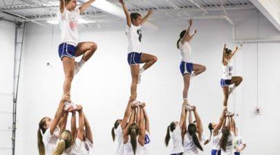 Cheerleading Louisville