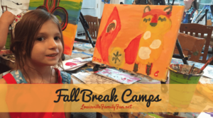Fall Break Camps around Louisville