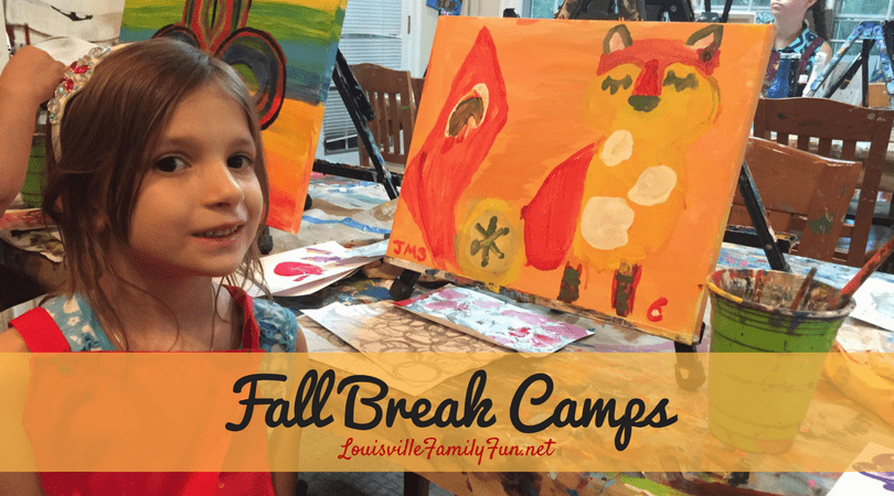 Fall Break Camp Louisville