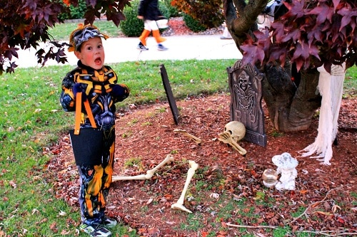 Louisville trick-or-treat times