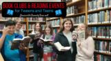 Teen Book Clubs Louisville