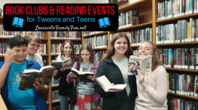 Teen Book Clubs Louisville