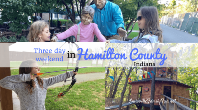 Weekend trip to Hamilton County Indiana