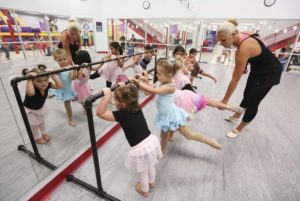 Preschool dance lessons All About Kids