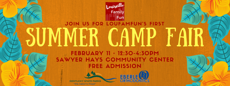 Summer Camp Fair Louisville