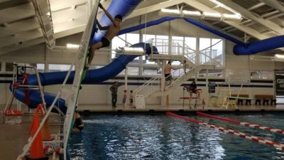 Review of Anderson Indoor Aquatic Center at Fort Knox