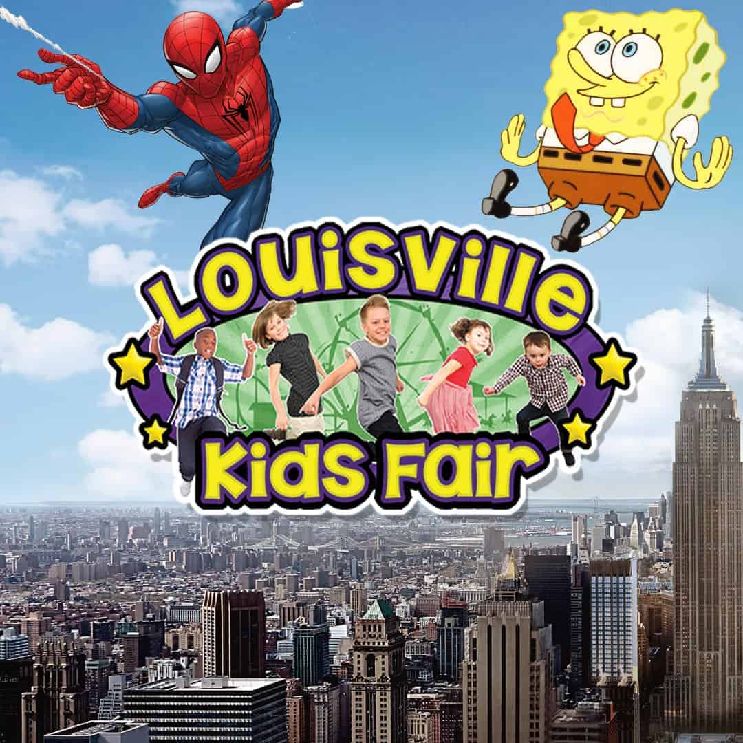 25 Free Things To Do In Lincolnshire Over Summer: Louisville Kids Fair Indoor Carnival