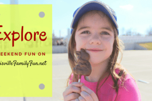 Weekend family fun events