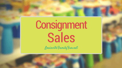 Consignment sales Louisville