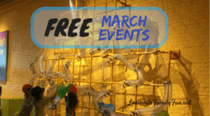 Free Events in March