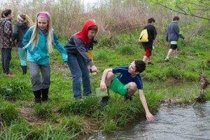 Spring Break Camps at The Parklands of Floyd's Fork
