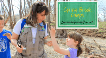 Louisville spring break camps