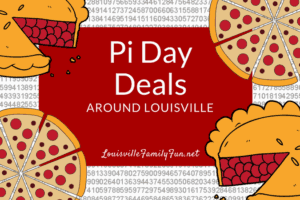 Pi day deals Louisville