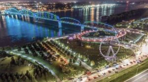 "Skystar ""Ferris Wheel"" coming to Waterfront Park Spring 2018"