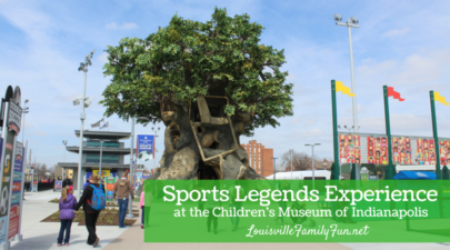 sports legends experience indianpolis