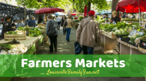 Farmers Markets in Louisville