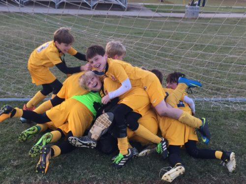 Youth soccer Louisville