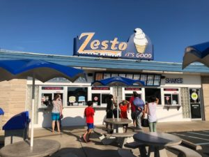 Zesto Ice Cream